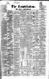 Cork Constitution Saturday 19 April 1851 Page 1