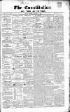 Cork Constitution Friday 11 January 1861 Page 1