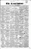 Cork Constitution Thursday 09 January 1862 Page 1