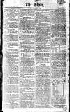 Globe Tuesday 08 December 1807 Page 1