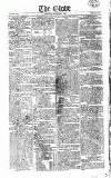 Globe Saturday 05 November 1808 Page 1