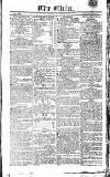 Globe Wednesday 11 January 1815 Page 1