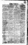 Globe Thursday 12 January 1815 Page 1