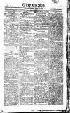 Globe Monday 16 January 1815 Page 1