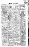 Globe Tuesday 17 January 1815 Page 1