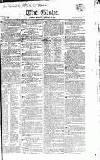 Globe Monday 02 February 1818 Page 1