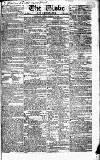 Globe Wednesday 12 January 1825 Page 1