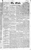 Globe Thursday 29 November 1827 Page 1