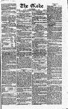 Globe Monday 07 February 1831 Page 1