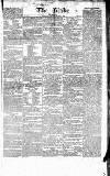 Globe Wednesday 01 January 1834 Page 1