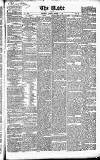Globe Thursday 07 October 1852 Page 1