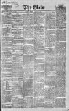 Globe Monday 09 January 1854 Page 1