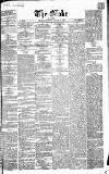 Globe Thursday 08 January 1863 Page 1