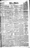 Globe Tuesday 10 March 1863 Page 1