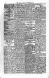 Globe Monday 08 November 1869 Page 4