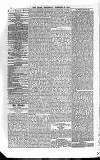 Globe Thursday 11 November 1869 Page 4