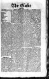 Globe Monday 03 January 1870 Page 1
