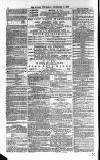 Globe Thursday 08 December 1870 Page 8