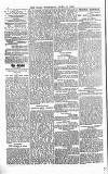 Globe Wednesday 24 April 1872 Page 4