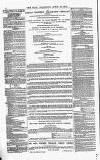 Globe Wednesday 24 April 1872 Page 8