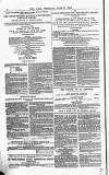 Globe Wednesday 19 June 1872 Page 8