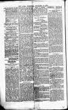 Globe Wednesday 13 November 1872 Page 4