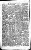 Globe Wednesday 13 November 1872 Page 6