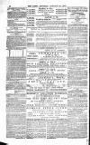 Globe Saturday 22 January 1876 Page 8