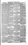 Globe Monday 14 February 1876 Page 3