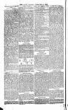 Globe Monday 14 February 1876 Page 6