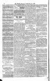 Globe Monday 21 February 1876 Page 4