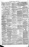 Globe Wednesday 04 April 1883 Page 8