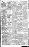 Globe Wednesday 12 January 1910 Page 8