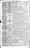 XHB GLOBE. MONDAY. NOVEMBER 21. 1910