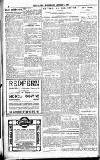 Globe Wednesday 01 January 1913 Page 6
