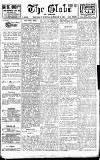 Globe Thursday 02 January 1913 Page 1