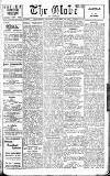 Globe Wednesday 22 January 1913 Page 1
