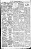 Globe Wednesday 22 January 1913 Page 4