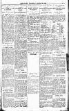Globe Wednesday 22 January 1913 Page 5
