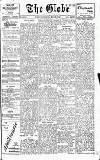 Globe Friday 02 May 1913 Page 1
