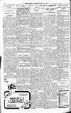 THE GLOBK. THURSDAY. MAY 22. 1918 DUCHESS OF CONNAUGHT.