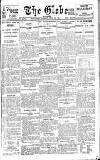 Globe Saturday 23 May 1914 Page 1