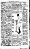 THE GLOBE. TUESDAY. JANUARY 25, 1921.