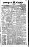 Birmingham Chronicle Thursday 20 April 1820 Page 1