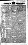 Birmingham Chronicle Thursday 02 November 1820 Page 1