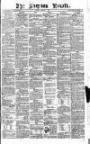 Preston Herald Saturday 14 February 1863 Page 1