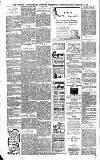 Warwick and Warwickshire Advertiser Saturday 12 February 1910 Page 2
