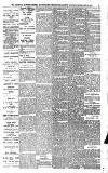 Warwick and Warwickshire Advertiser Saturday 12 February 1910 Page 5