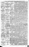 Warwick and Warwickshire Advertiser Saturday 09 January 1926 Page 4