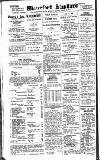 WteitvintXi THE WATERFORD STANDARD SATURDAY MORNING, AUGUST 12, ««• M.HENNESSY.